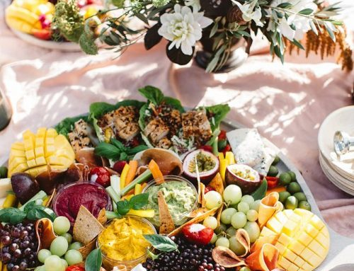 How to make the perfect party platter + grazing board